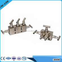 High quality 3 way manifold