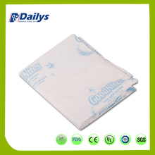 OEM hypoallergenic surface disposable medical underpad