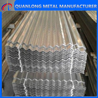 Best Seller Supply High Quality Gi Zinc Corrugated Plate