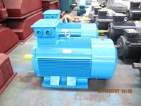 AC electric motor 100 kw