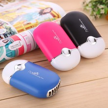 Air conditioning electric small rechargeable fan