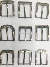 cheap price metal stock pin belt buckle for men belt