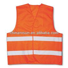 Polyester Reflective Safety Vest CE EN471CLASS 2
