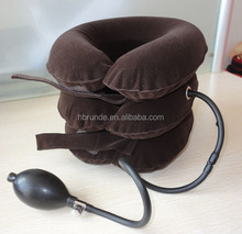 air neck traction for neck shoulder pain