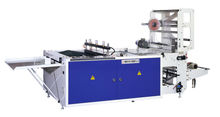 BJAT+S side Sealing & Cutting zipper bag machine