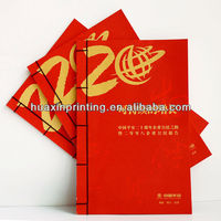 Top quality a4 / a5 / a6 paper manual / journal / magazine / catalogue / brochure / flyer / leaflet printing