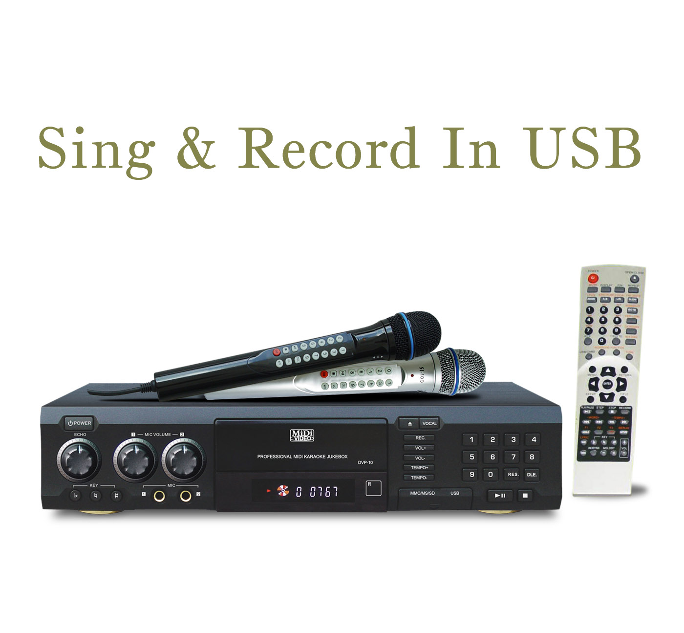 Karaoke Recording Software Mac