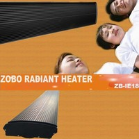 gas wall mounted radiant heaters