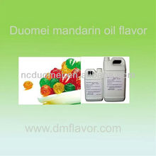 Mandarin oil flavor for candy,candy flavours