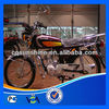 Alloy Wheel Lifan Engine EEC 125CC Motorcycle (SX125-16A)