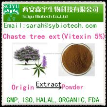 5% Vitexin of Chasteberry Extract