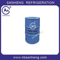 HCFC 141b Refrigerant Gas