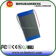 hot sale best price rechargeable 4000 lipo battery for digital device