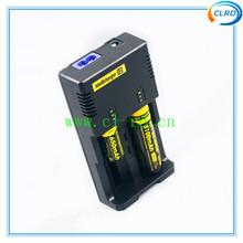 Best Price Nitecore i2 charger Intellichage battery charger Multifunctional battery charger Ni-MH Ni-Cd aa aaa battery charger