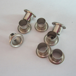 high precision metal Eyelet / Garment Eyelet/brass eyelet for shoes
