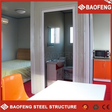 fully furnished modern demountable portable clean room entrance guard