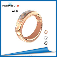 Cheap Initial Price High Quality Gold Top Jewelry Smart Bracelets For iOS And Android Phone
