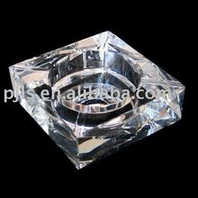 crystal ashtray for promotion gift