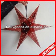 indoor party decoration paper star lanterns wholesale