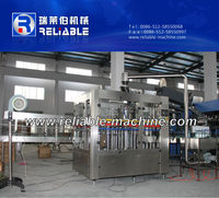 CGFD Series Soft Drink/Aerated Beverage Filling Machine