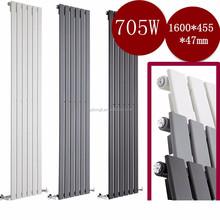 Vertical Central Heating Flat Panel Designer Radiators Tall Upright Columns1600*47-single
