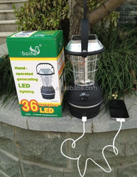 Hight Quality Products JT9036B Cheap Solar Led Dynamo Camping Light from China