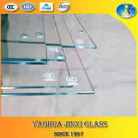 tempered/toughened/glass rates with CCC/ISO9001
