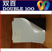 China own factory 0.5mm high density self-adhesive pvc sheet for photo album