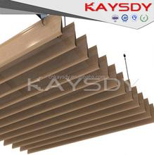 aluminum suspended ceiling /best-sale aluminum ceiling 2015 Patent Water drop designs