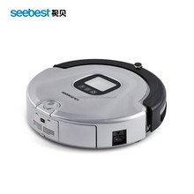 2015 New Arrival C561 Robot Vacuum Cleaner Sweeping Brush Machine with Self Cleaning Function