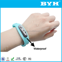 2014 new design wrist strap waterproof IPX58 smart bracelet