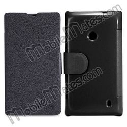 New Nillkin Fresh Series Slim Leather Case Cover for Nokia Lumia 520
