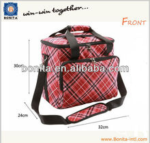 Promotional cooler lunch bag, fashion style lunchbox