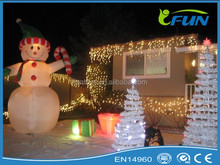 lows inflatable abominable snowman christmas decoration/inflatable snowman/christmas snowman