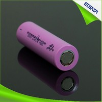 Factory Price High Quality Special 3.7v isr18650 li-ion rechargeable battery ,2600mAh rechargeable lithium batteries