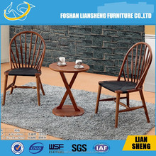 wood frame dining chair/restaurant dining chair 2015 hot sale model:A013