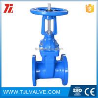 rising Casting din cast iron gate valve f4 f4 metal seat epoxy coating rising stem Water Low Pressure