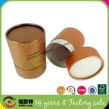Custom hot sale paper cylindrical container