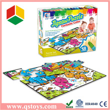 Educational crayon graffiti puzzle Cartoon jigsaw puzzle toys for sale QS150107728