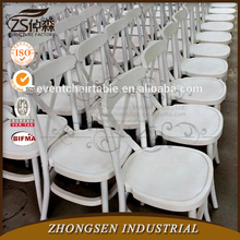 Wooden banquet dining chair for rental and sale