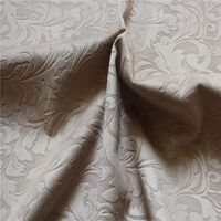 New design WR 1522 burn-out sofa fabric with bonded fabric for sofa velvet fabric for sofa