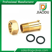 Special most popular forged brass water meter connector