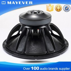 "18TBW100 professional loud speakers 18"" dj karaoke equipment speaker subwoofer for sale"