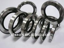 Stainless steel rotating metal shaft seals