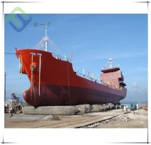 Professional used for floating bridge and dock construction marine rubber airbag