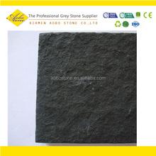 Basalt Black granite cube stone natural split
