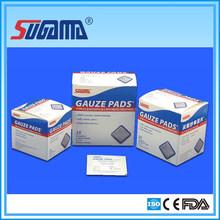 OEM design medical sterile hydrophile compresses,gauze swab