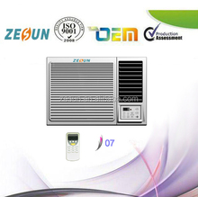 window type air conditioner 5000Btu to 24000Btu, R410a T3 with cooling only air conditioner