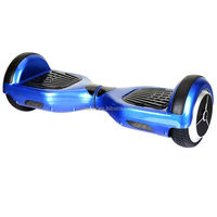 2 wheels rechargeable battery powered electric scooter