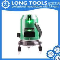 Professional automatic rotation green beam laser level machine